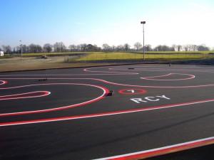 piste de karting ASR