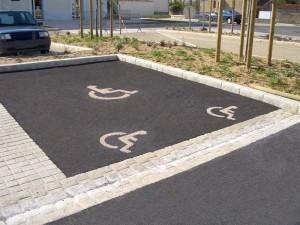 place handicapé refaite ASR
