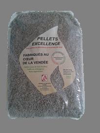 sac de pellet de 15kg